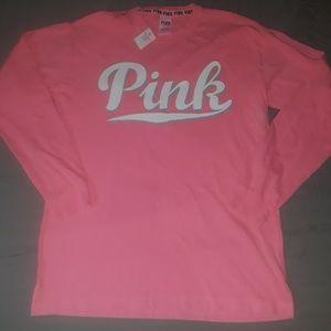 Nwt pink shirt